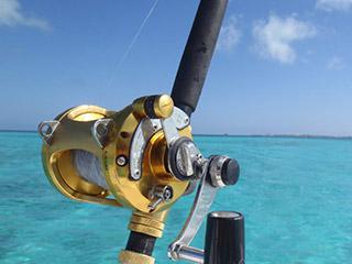 La pêche au gros à l'île Maurice