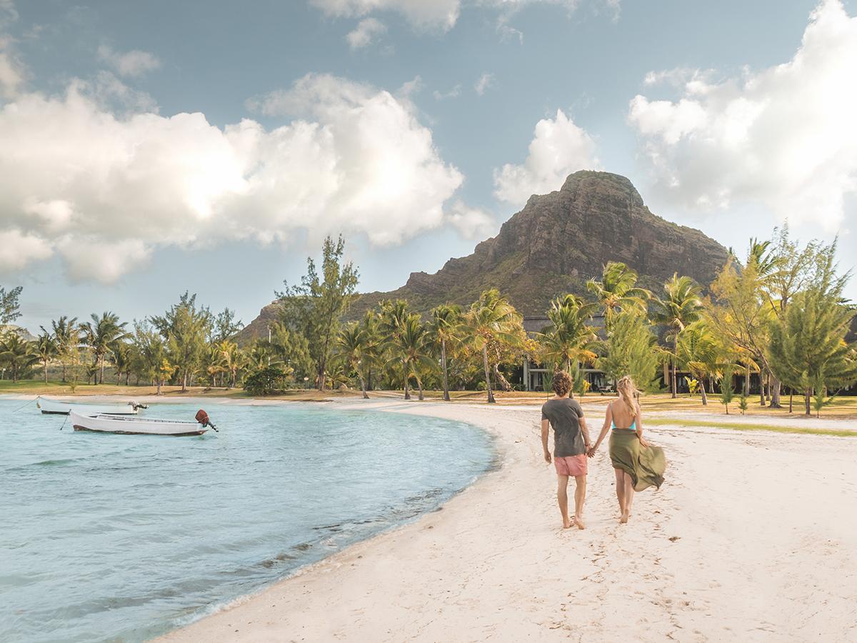 Vivre le Dinarobin à deux lors d'un voyage de noces à l'île Maurice