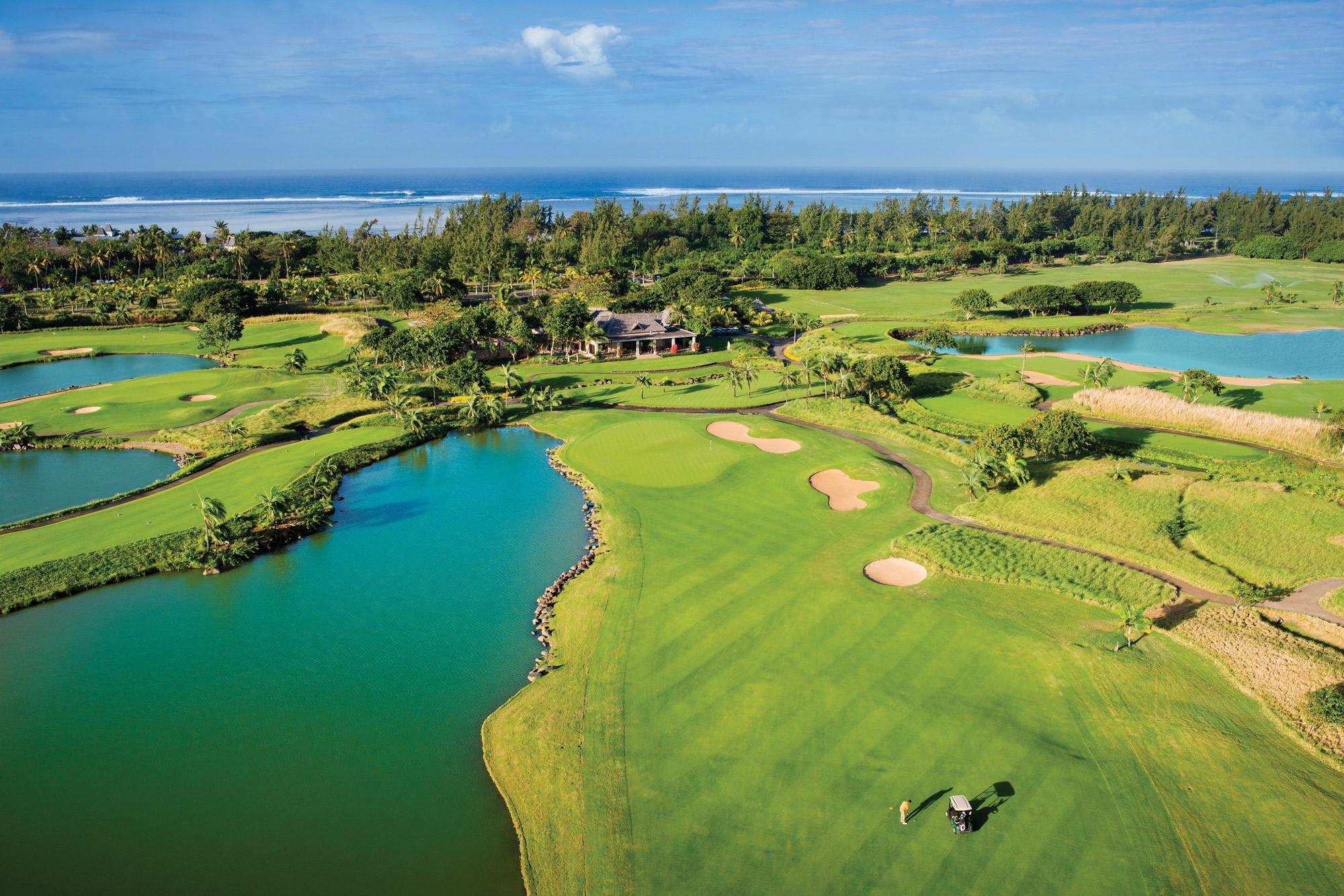 Séjour Golf au Domaine de Bel Ombre