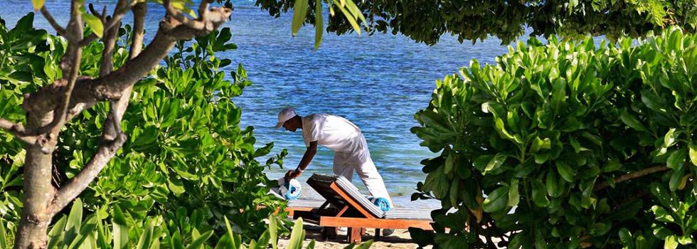 Hôtel Maradiva Villas Resort & Spa à l'île Maurice