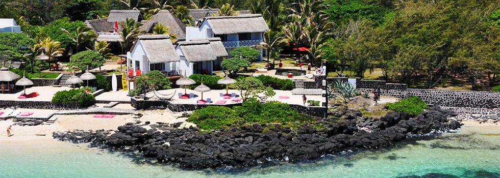Hôtel La Maison d'Été à l'île Maurice poste lafayette