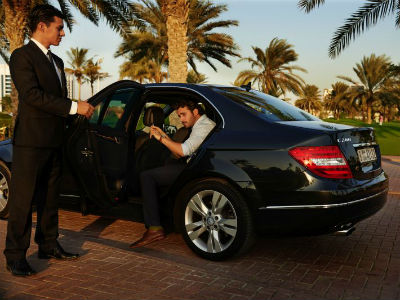 Service de chauffeur privé avec Emirates