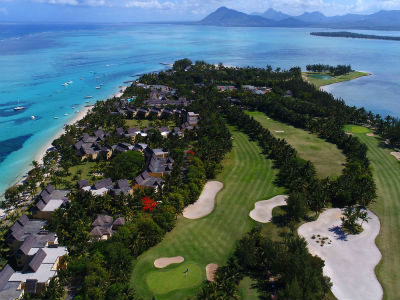 Le golf du Paradis Beachcomber Golf Resort & Spa