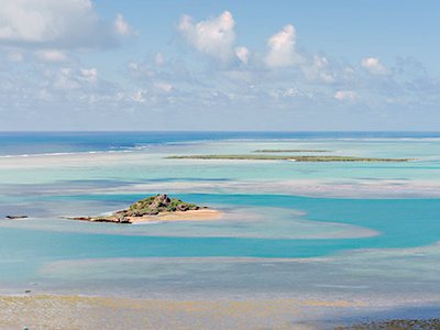 île aux Chats, la plus protégée