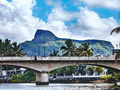 Le pont Cavendish