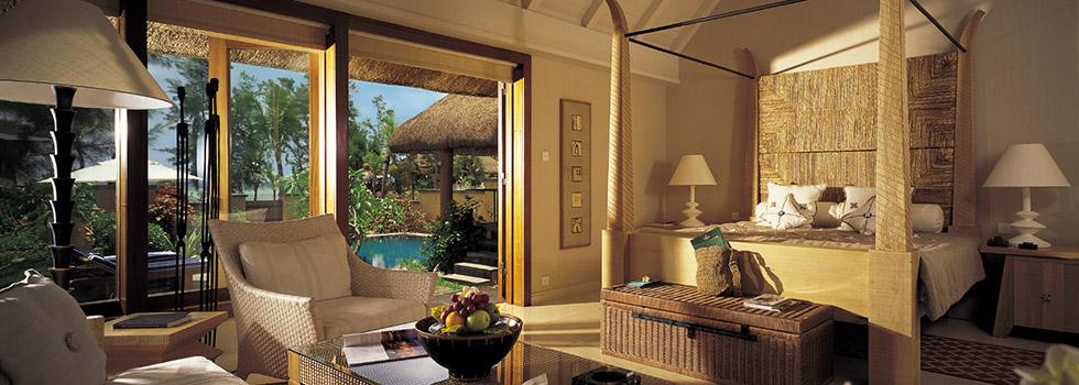 The Oberoi Mauritius : un hôtel de luxe à l'île Maurice