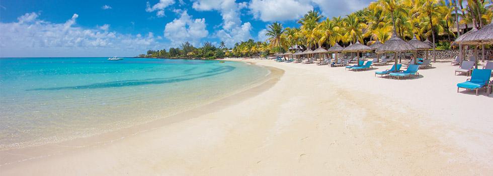 Plage du Royal Palm Mauritius