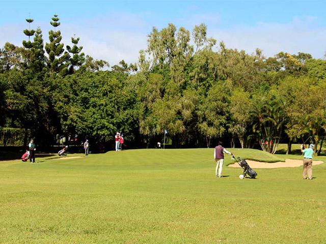 Golf Mauritius Gymkhana Club à l'île Maurice