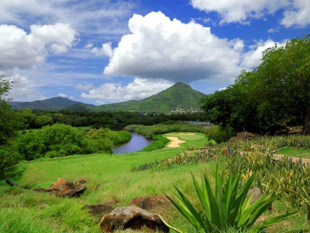 Le Tamarina Golf Estate à l'île Maurice