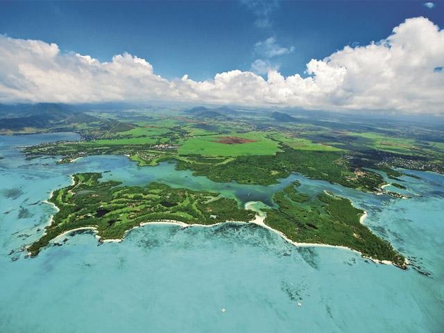 L'île aux Cerfs Golf Course île Maurice