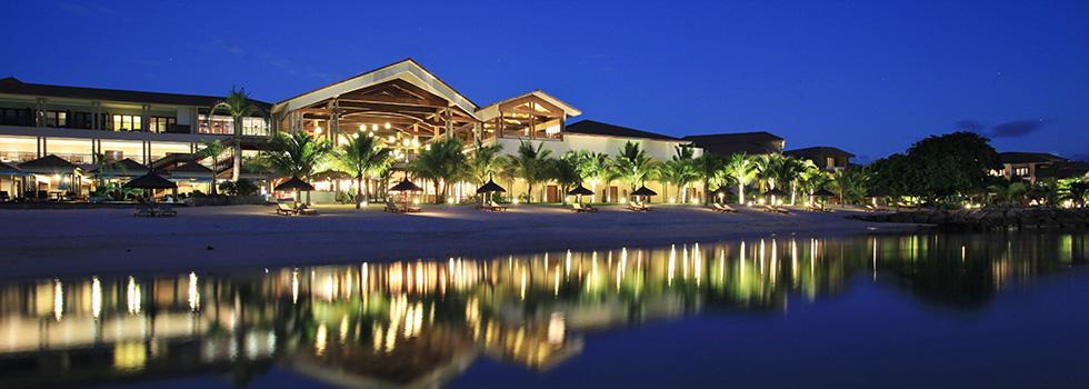 Balaclava : Intercontinental Resort Mauritius