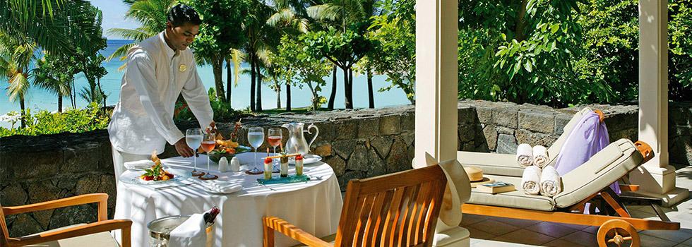 hôtel à l'île Maurice : The Residence