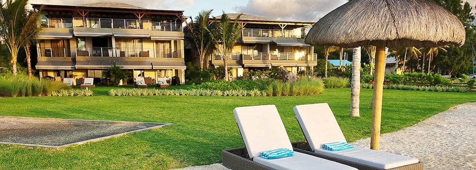 Paradise Beach à l'île Maurice