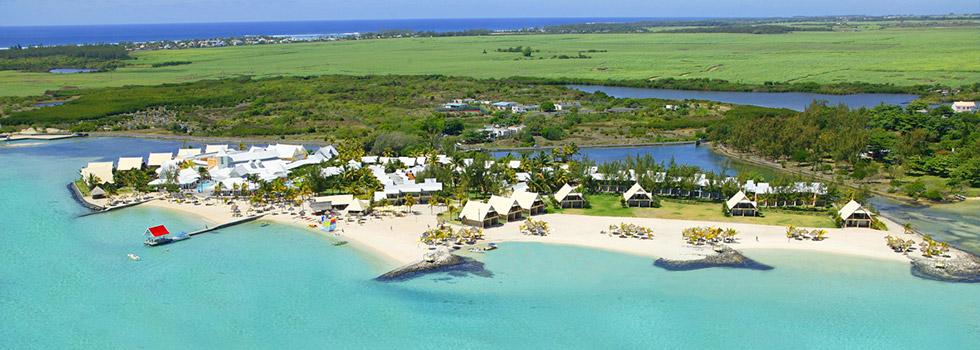 H tel preskil beach resort l 39 le maurice devis et for Recherche hotel sur carte