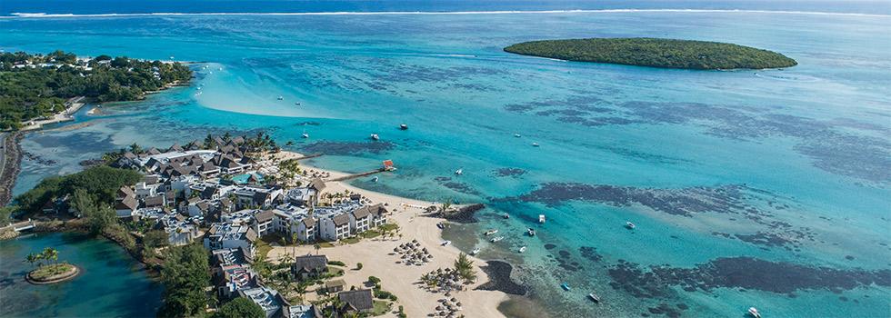Preskil Beach Resort à l'île Maurice