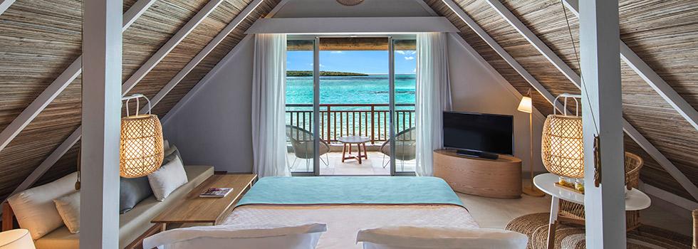 île Maurice : Le Preskil Beach Resort