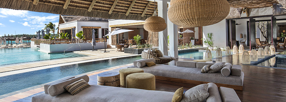 Le Preskil Beach Resort à l'île Maurice