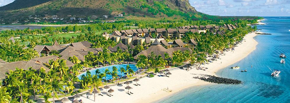 Les VILLAS DU PARADIS - île Maurice