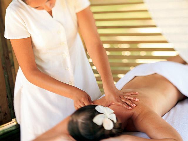 Massage Spa Heritage Awali - île Maurice