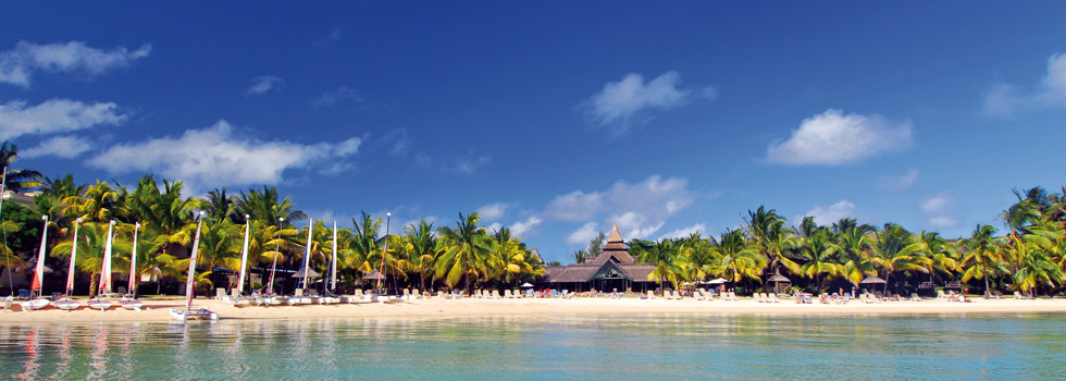 Plage du Shandrani Beachcomber Resort & Spa