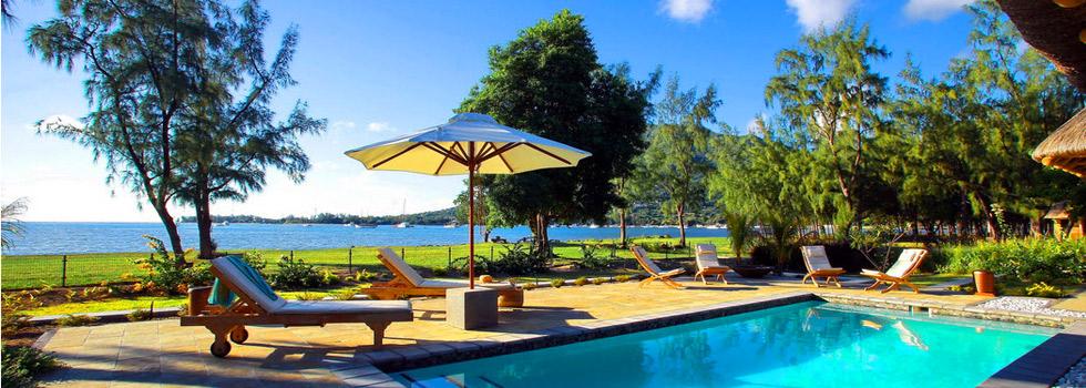Villa Salines, des villas de luxe à l'île Maurice