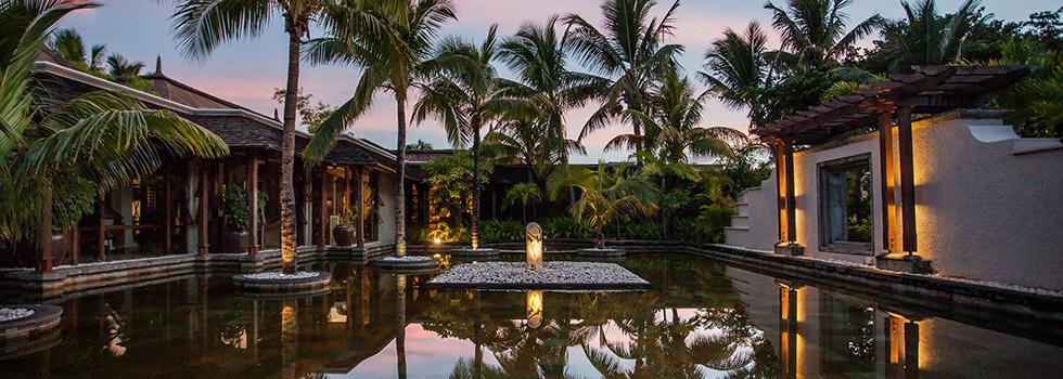 hôtel Paradis île Maurice