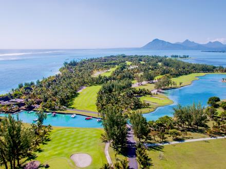 Golf au Paradis