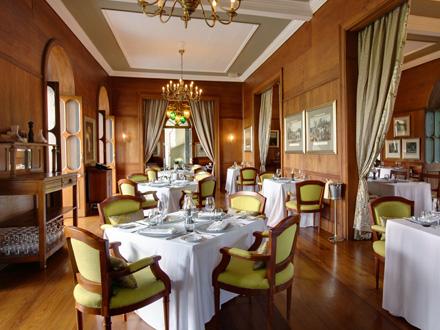 Le restaurant du chateau de bel ombre