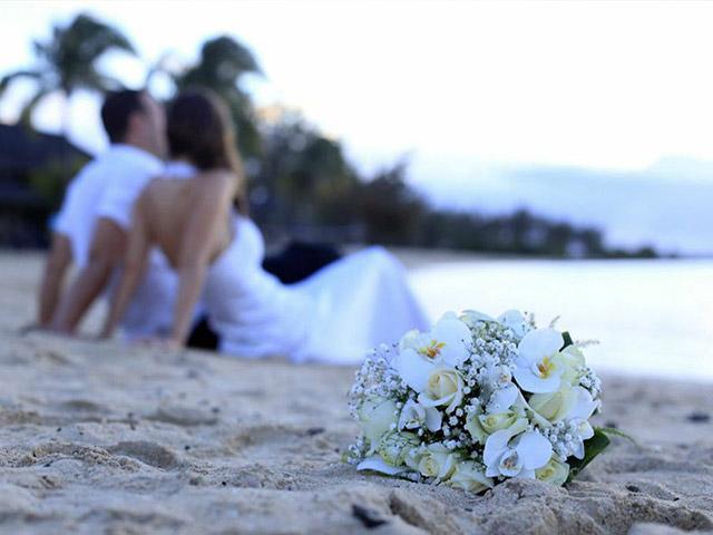 Mariage au Sands Suites Resort & Spa