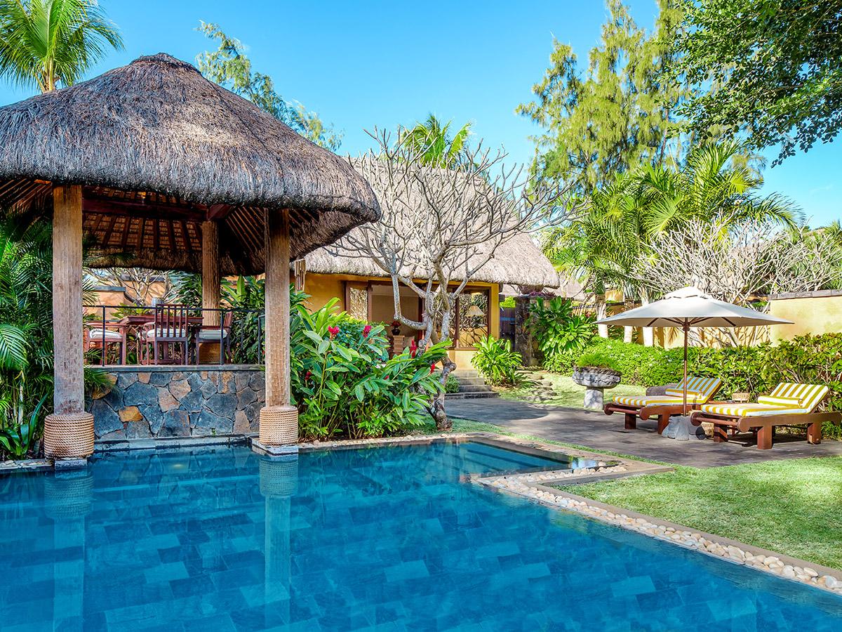 The Oberoi Mauritius et ses magnifiques villas