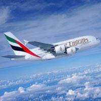 Vol quotidien vers Maurice en A380 avec Emirates