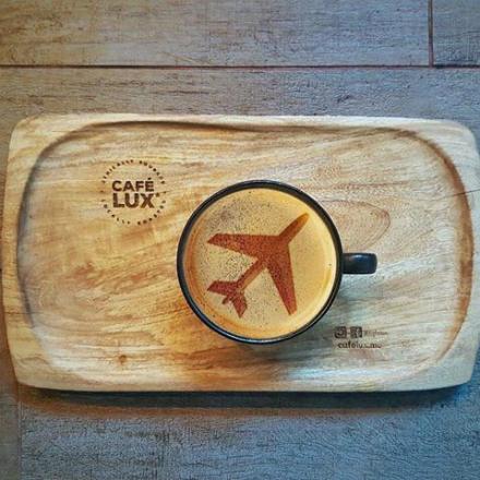 L'aéroport SSR accueille un deuxième Café LUX*