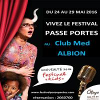 Troisième édition du Festival Passe-Portes à l'île Maurice