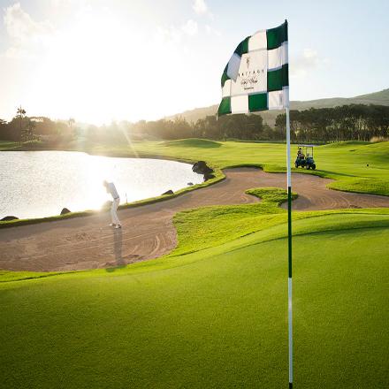 L'Heritage Golf Club remporte le « Meilleur parcours de golf de l'Océan Indien »