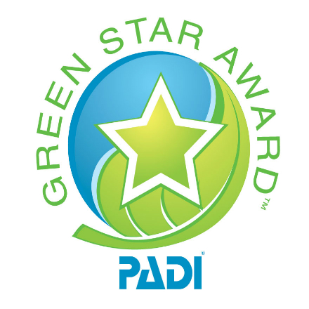 « PADI Green Star Award » pour le centre de plongée du Victoria Beachcomber Resort & Spa