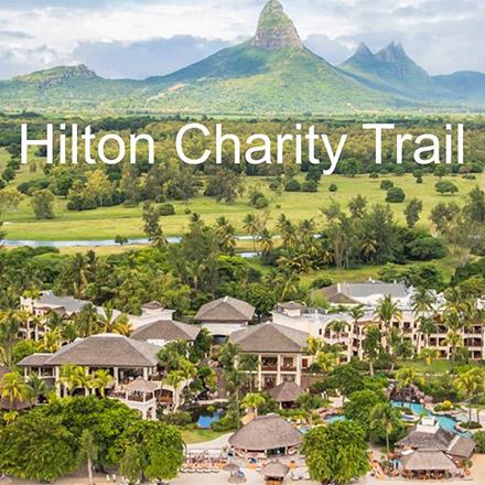Hilton Charity Trail : courir pour la bonne cause