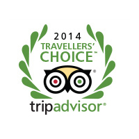 Travelers Choice Awards 2014