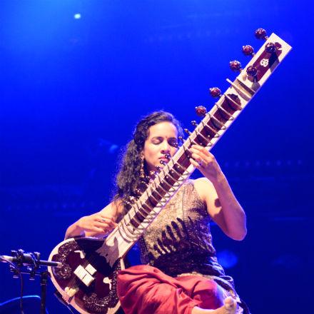 Rendez-vous ce mercredi 26 septembre au Trianon Convention Centre, pour le concert inédit d'Anoushka Shankar