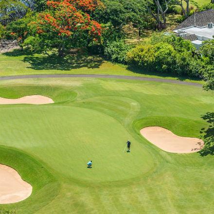 4ème édition d'Afrasia Bank Mauritius Open