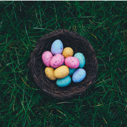 Célébrez Pâques en famille.