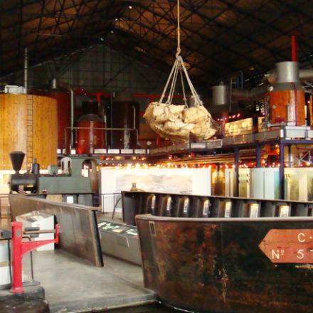 Retrouvez l'exposition Réfraction Citoyens de l'Etat Océan à l'Aventure du sucre.