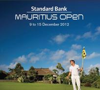 Competition Golf Mauritius Open Ile aux Cerfs