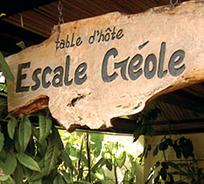 L'escale créole à Moka à l'île Maurice