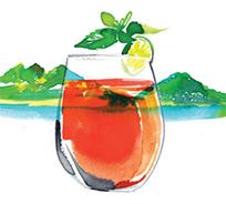 Le Bloody Mary du St.Regis Mauritius