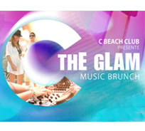 Glam Party au C Beach Club