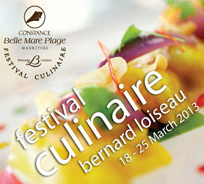 Festival culinaire Constance Belle Mare Plage