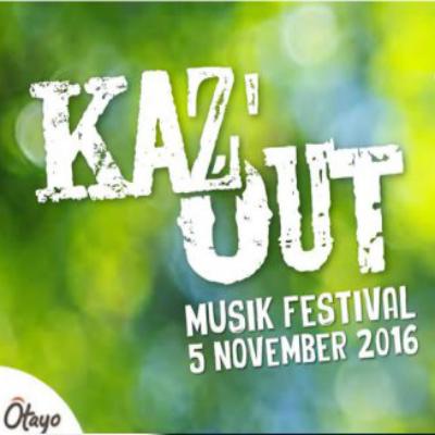 Rendez-vous musical au Kaz'Out Festival