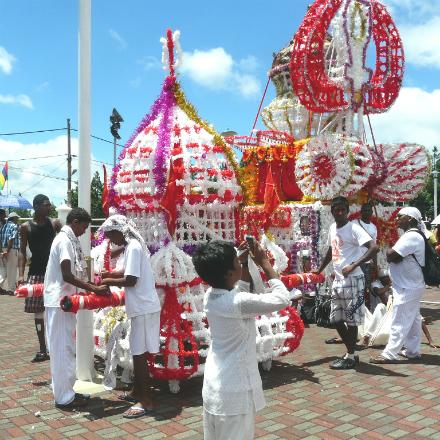Célébration de Maha Shivaratree