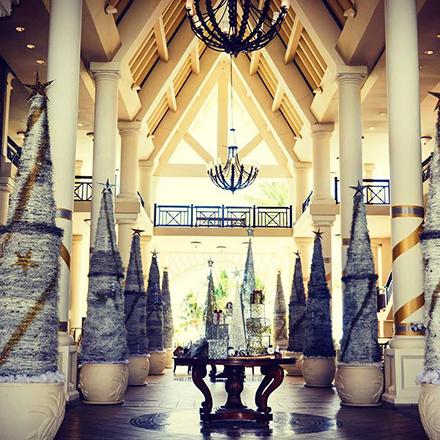 Célébrez Noël à l'hôtel The Residence Mauritius