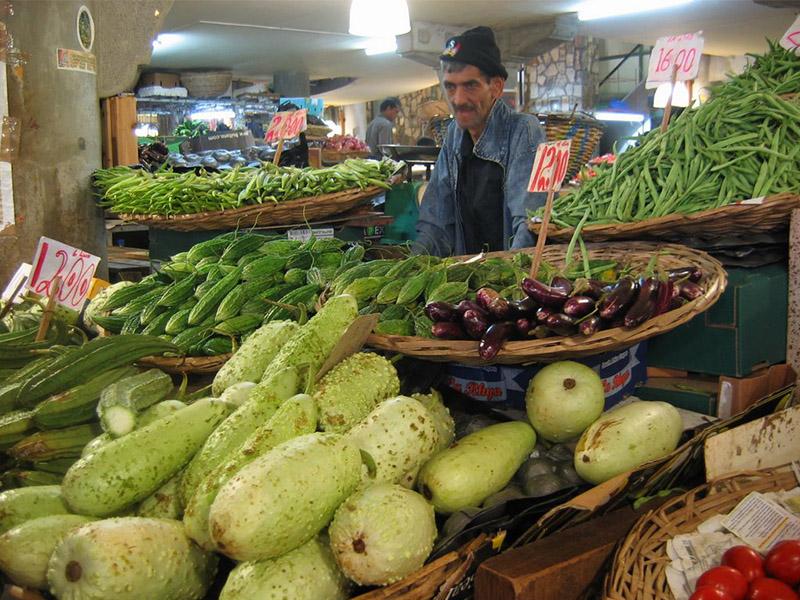 Visitez le marché de Port-Louis